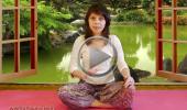 Развитие женственности и асаны йоги для начинающих 1-Мелкие-вращения