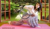 Развитие женственности и асаны йоги для начинающих 3 поза Ящерицы