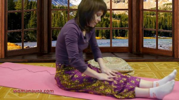 Гормональная тибетская гимнастика 16