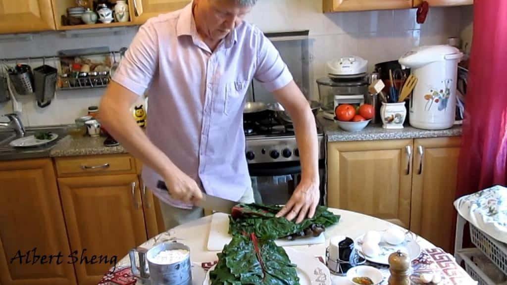 мангольд рецепты приготовления
