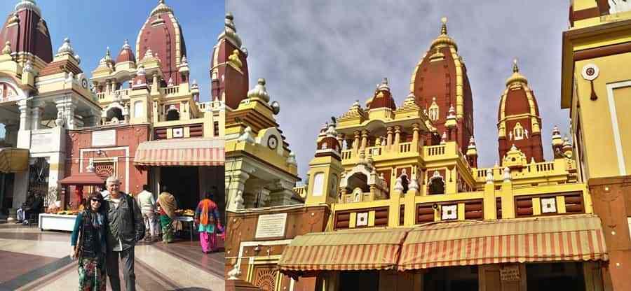 виджая дашами храм Лакшми